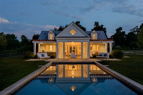On the Drawing Board ? Pool House in the Country (Featured