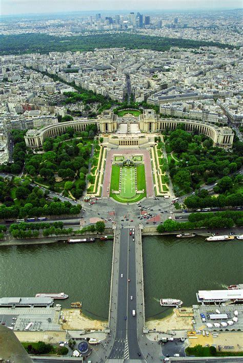 Trocadero : Travel Wallpaper and Stock Photo