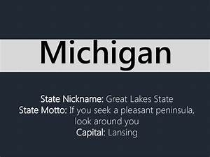 Landscaping Slogans State Nickname Great Lakes State