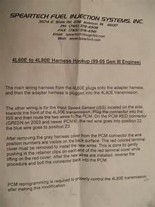 4l60e To 4l80e Wiring Swap - Page 4