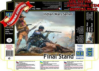 master box  final stand  cavalry soldier
