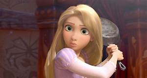 In the Frame Film Reviews: Tangled: A new take on the ...