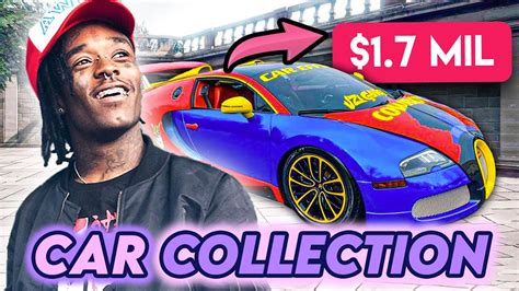 We're told uzi dropped $1.7 million on mayweather's whip, and he threw. Lil Uzi Vert   Car Collection   Bugatti, Bentley, Audi, Lamborghini, Rolls Royce & More - YouTube