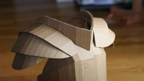 cardboard armor get inspired by this jaw dropping cardboard armor for and sundry