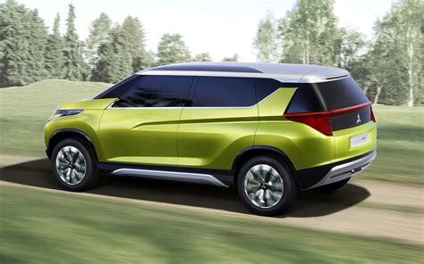 Mitsubishi Concept Ar 2018 Wallpapers And Hd Images