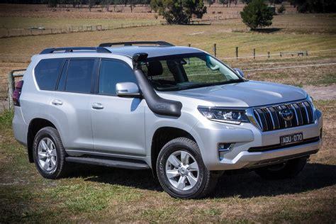The prado is one of the smaller vehicles in the range. Safari Snorkel - Toyota Land Cruiser Prado 150 Diesel 2018+