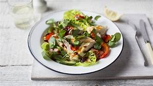 Warm chicken salad recipe - BBC Food