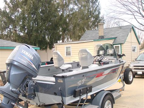 Lund Pro Ride Boat Seats For Sale by Laurie Devries S Lund Boat For Sale On Walleyes Inc Www