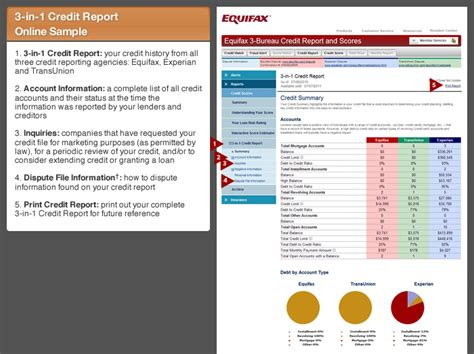 equifax credit bureau equifax 3 bureau monitoring with credit