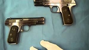 Colt U0026 39 S Model M 1903 1908 Pocket Hammerless