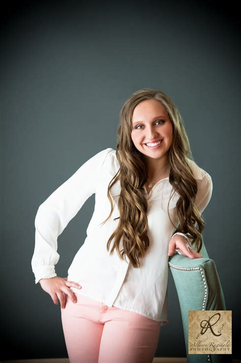 mikaylas candy store senior model pictures