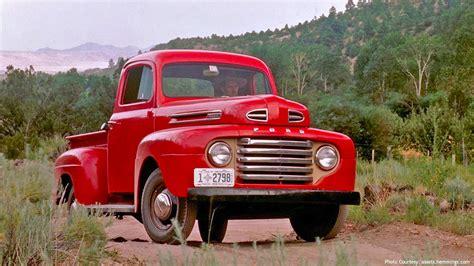 series began   years  ford daily trucks