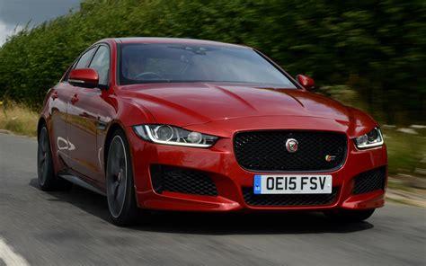 Jaguar introduced an updated version of the XE sedan