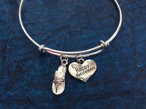 Happy Retirement With Silver Daisy Flip Flop Charm Bracelets Adjustabl Steam Gift Price Difference Gifts For Him Valentines Day Diy Cancer Girl The Movie Is Baby Gordos Bitcoin Ideas 50 Year Old Man Birthday Party Deal Valentine's Friends