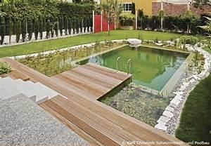 Atriumhaus Bauen Kosten : pool oder schwimmteich im garten bauen garten hausxxl ~ Lizthompson.info Haus und Dekorationen