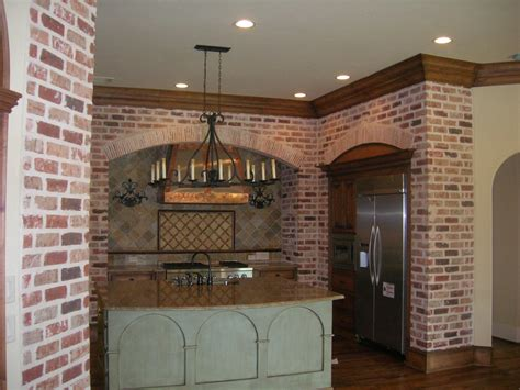 20 beautiful brick and kitchen brick kitchen search for the home