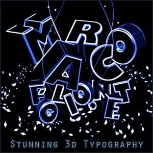 25 All Time Favorite 3D Text Effect shop Tutorials