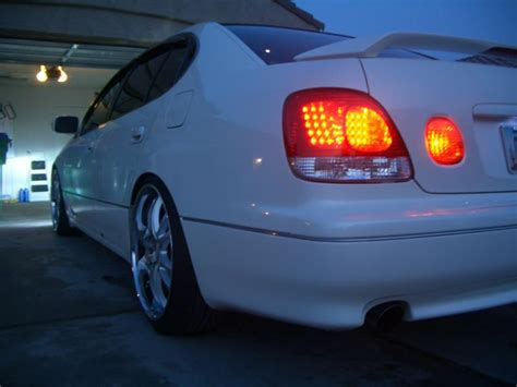 picture request led tail lights jp aftermarket thin thick turn signal inners clublexus