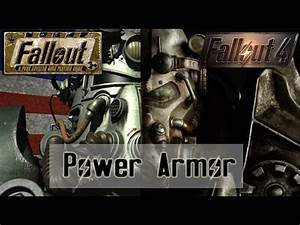 Power Armor Through The Ages Fallout Fallout 2 Fallout