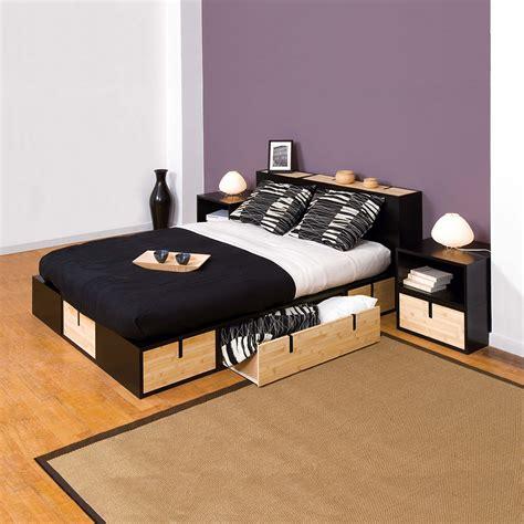 armoire lit avec canapé programme brick lit podium brick