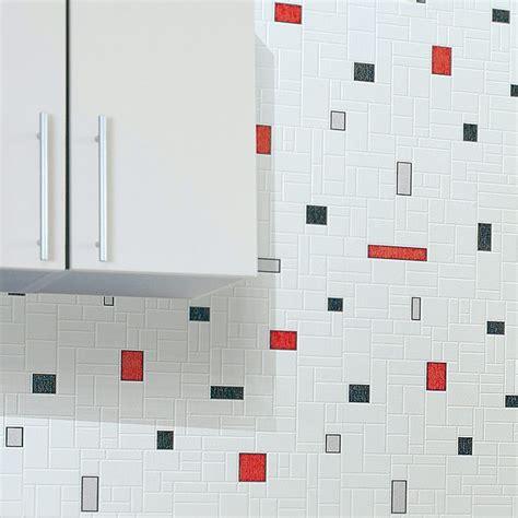 panneaux muraux cuisine leroy merlin papier peint vinyle très résistant edem 584 26 aspect