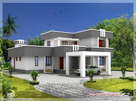 modern house roof plans