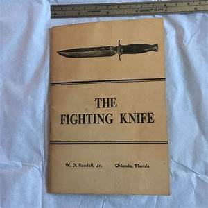 Vintage Randall 1955 The Fighting Knife