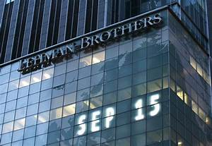 Lehman Brothers Collapse: Six Years Later, Seven Lessons ...
