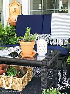 22, Best, Beach, Style, Porch, Decoration, Ideas, And, Designs, For, 2019
