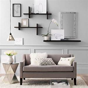 16 ideas for wall decor wall shelving shelving and for Wall racks designs for living rooms