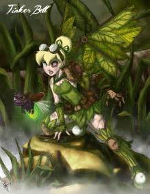 Twisted Disney Tinkerbell