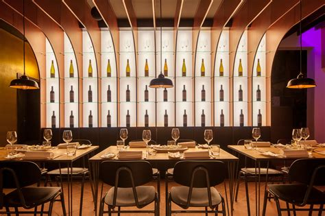 Restauranteinrichtung Und Planung Von Colourform