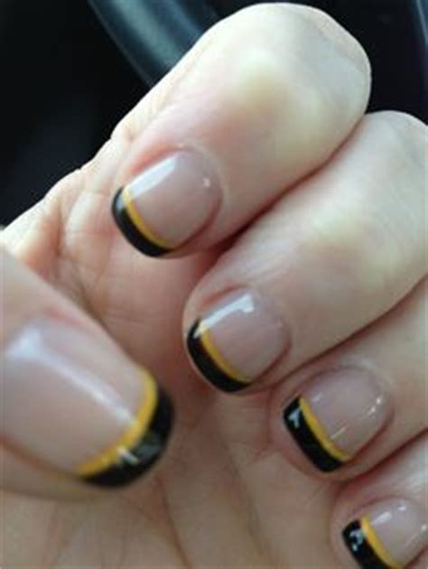 images  steelers nail designs  pinterest