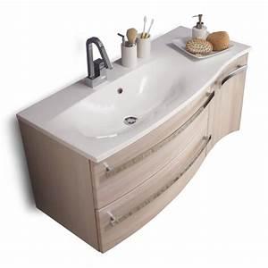 ensemble meubles lavabo halifax avec armoire a miroir With porte d entrée alu avec meuble vasque salle de bain longueur 50 cm