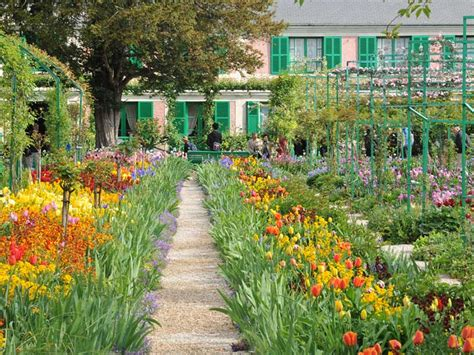 monet s garden reflections on giverny saga