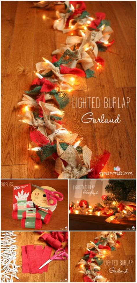 25 gorgeous farmhouse inspired diy christmas decorations