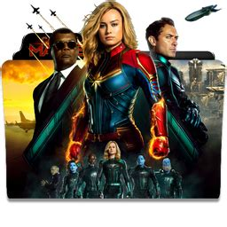 captain marvel folder icon  dahlia  deviantart