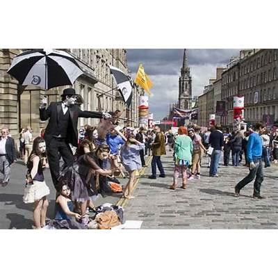 Edinburgh Fringe website to charge £50 for reviewsNews