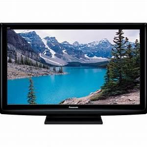 "Panasonic TC-P46C2 46"" 720p Plasma TV TC-P46C2 B&H Photo  Panasonic"