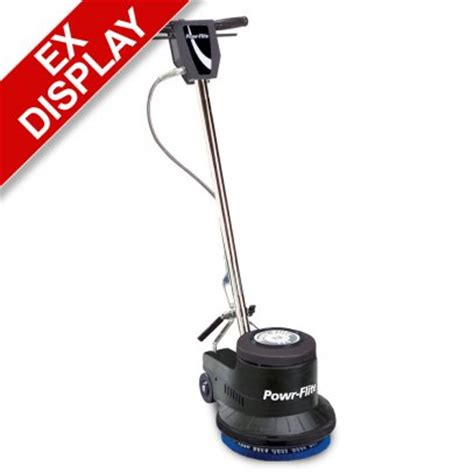 Powr Flite Classic Floor Machine by Stock Clearance Floor Cleaning Equipment Amtech Uk