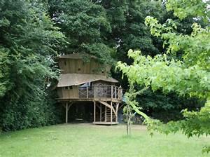 Constructeur Cabane Dans Les Arbres : nouvelle construction de cabane dans les arbres pour abane cabane dans les arbres cabanes de ~ Dallasstarsshop.com Idées de Décoration