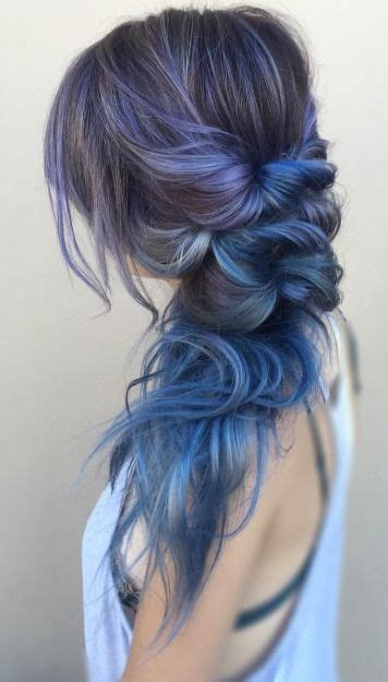 Coloring Unice Hair by 82 Unique Hair Color Ideas For Winter And Hair