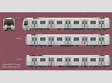 MTR Urban Line KTrain Nanyue Express