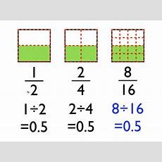 Equivalent Fractions Youtube