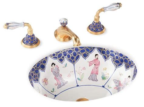 sherle wagner chinoiserie sink chinoiserie sink by sherle wagner bathrooms