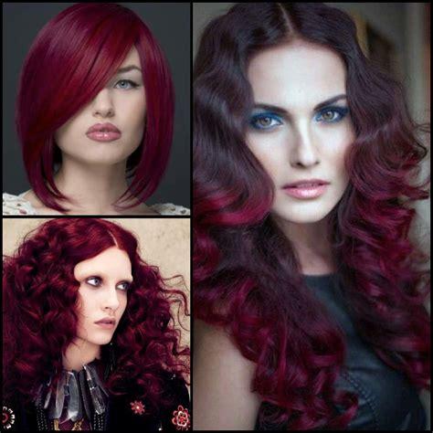 Stylenoted Magenta Hair