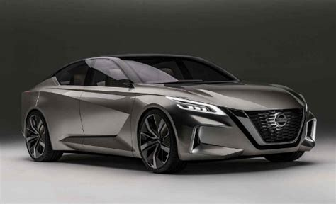 2020 Nissan Maxima Release Date, Redesign, Price 2018