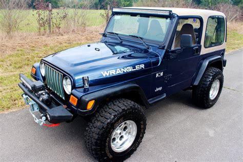 manual cars for sale 2003 jeep wrangler spare parts catalogs 2002 jeep wrangler x tj hard top manual 4 0l 6smoky mountain auto sales
