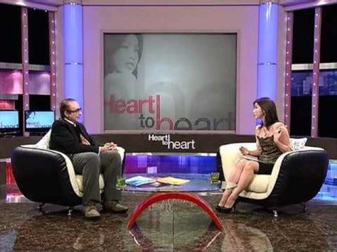 Jack C Richards On A Tv Talk Show Part 1 Youtube