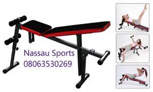 Buy Sit Up Bench by Buy Sit Up Bench In Nigeria Adverts Nigeria